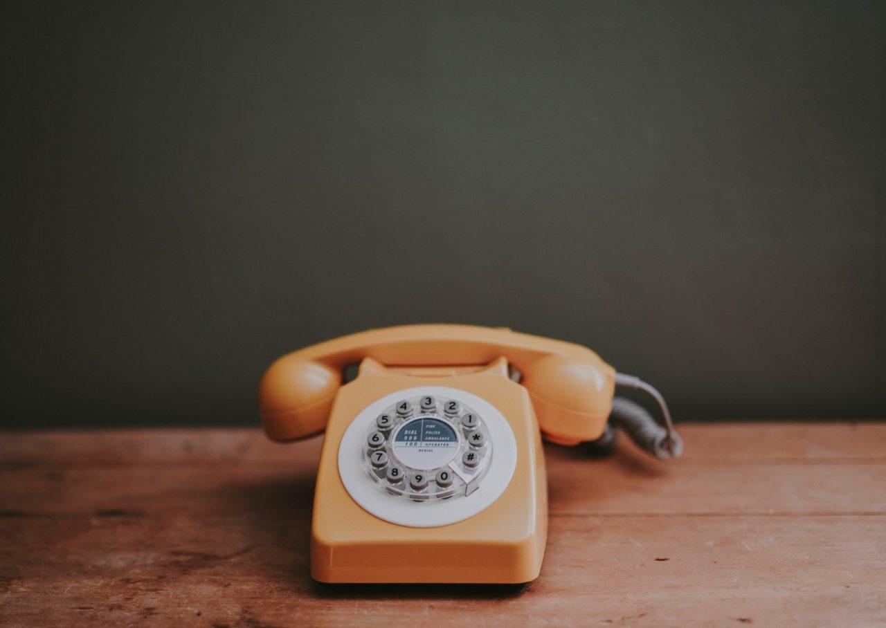 Post or phone